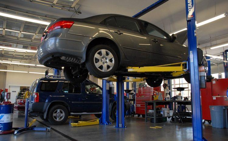 Automobilio būklės pagerinimas (pagerinimo išskaita)