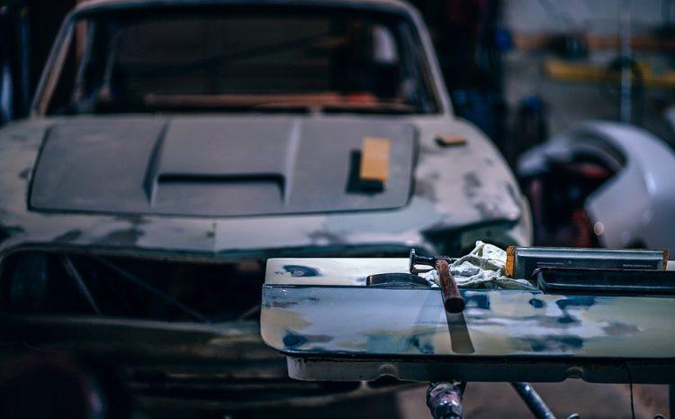 Nuo ko priklauso automobilio remonto trukmė?