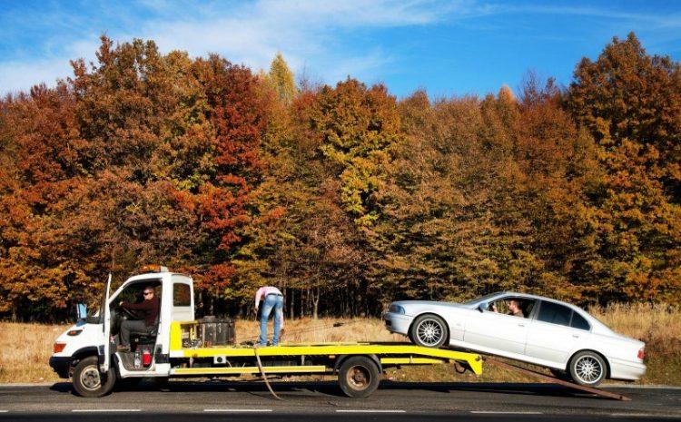 Transportavimas: paslaugos ir pagalba kelyje