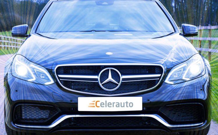 Mercedes originalios dalys